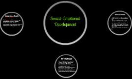 Social- Emotional Development