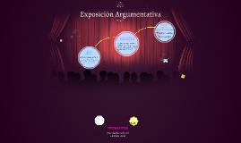 Copy of Exposición Argumentativa