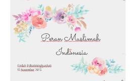 Peran Muslimah
