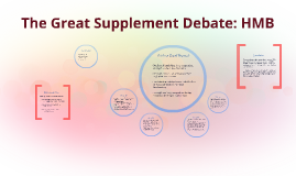The Great Supplement Debate: HMB