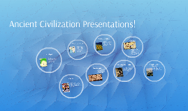 Ancient Civilization Presentations!