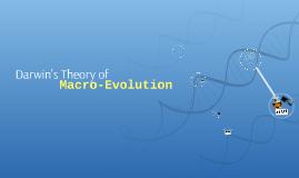 Darwin's Theory of