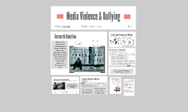 Media Violence Begets Bullying