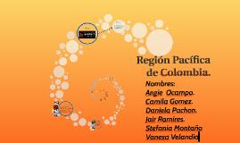 Regiones de Colombia.