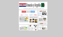 Croacia y Argelia