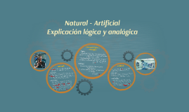 Natural - Artificial