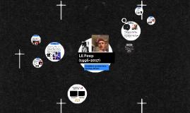 Lil Peep (1996-2017)