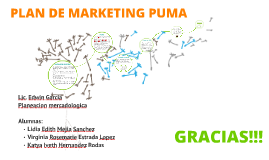 PLAN DE MARKETING PUMA