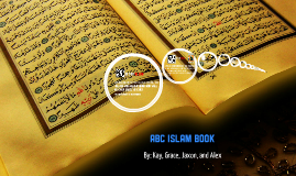 Copy of ABC Book of Islam