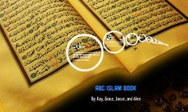 Copy of ABC Book of Islam