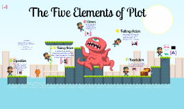 Story  Elements: The Five Elements of Plot