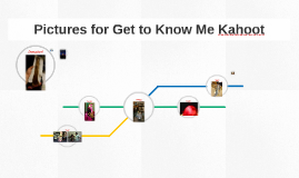 Pictures for Get to Know Me Kahoot