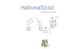 Epistemologia de las Matematicas