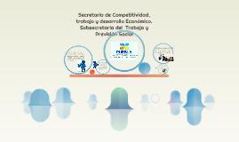 Copy of Secretaría de Competitividad, trabajo y desarrollo Económico
