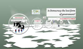Copy of Democracy