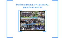 Copy of INSTITUCIÓN EDUCATIVA MUNICIPAL