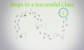 Steps to a Successful Class