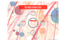 RED DOG CHARACTERS