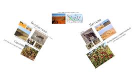Зона полупустынь и пустынь России
