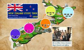 New Zealand Study Tour