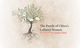 The Puzzle of China's Leftover Women