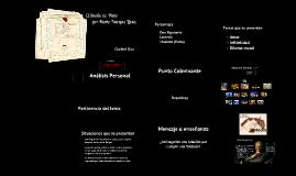 Copy of Mario Vargas Llosa- El sueno de Pluto