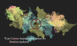 True Colors Assessment