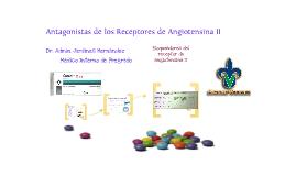Antagonistas de los Receptores de Angiotensina II