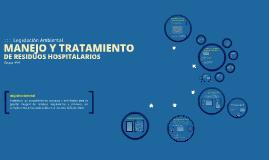 Copy of MANEJO Y TRATAMIENTO