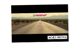 Training Realisten Roadmovie 5 bijeenkomsten