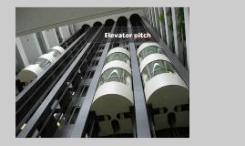 Copy of Elevator pitch voor ondernemers
