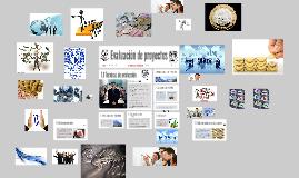 Copy of Evaluación de proyectos