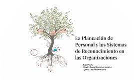 La Planeación de Personal y los Sistemas de las Organizacion