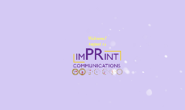 ImPRint Firm Meeting