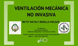 VENTILACIÓN MECANICA NO INVASIVA, UP Med