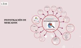 INVESTIGACIÓN DE MERCADOS 2017