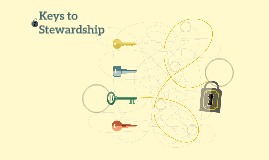 Keys to Stewardship