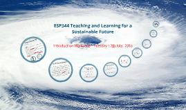 ESP344 Intro Workshop