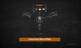 American Way of War