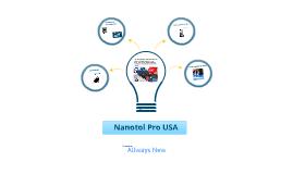 Nanotol Pro Presentation