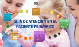 GUIA DE ATENCION PCT PEDIATRICO