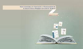 Copy of Marco General para la Organización y el Funcionamiento de la