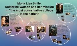 Copy of Mona Lisa Smile