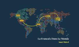 La Francais Dans Le Monde