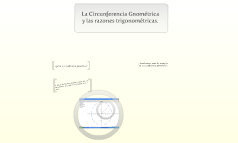 La Circunferencia Gnométrica