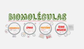 Copy of BIOMOLÉCULAS