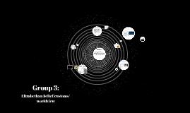Group 3: