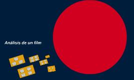 Análisis de un film