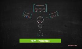 Excel para PSP1