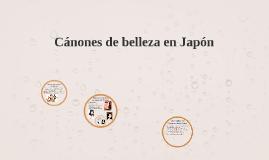 Cánones de belleza en Japon